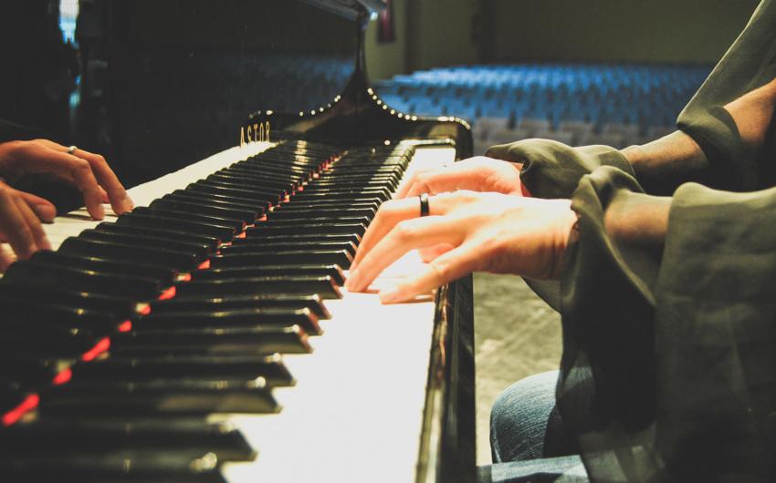 Fotografía 11, Piano, Granada
